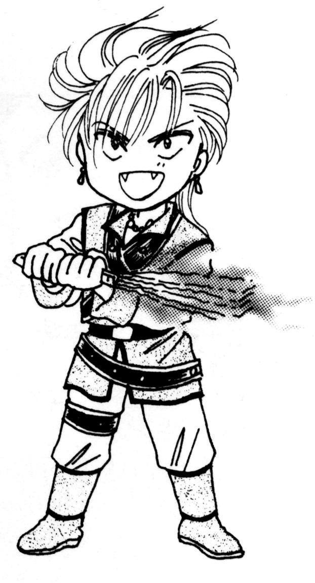 Tasuki Drawing
